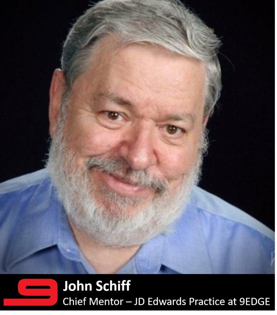 John Schiff - Chief Mentor at 9EDGE