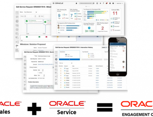 Oracle Engagement Cloud Migration Assessment Activities