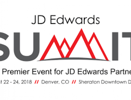 JD Edwards Partner Summit