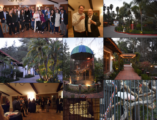 9EDGE celebrates in the most spectacular zoological garden of Orange County!